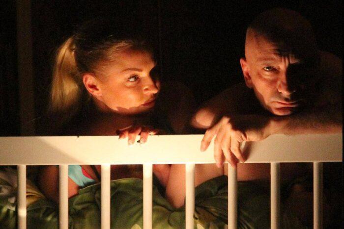 Анастасия Волочкова зажгла в театре